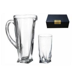 Kristalne čaše za šampanjac i vino