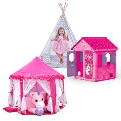Dječje kućice, igraonice i šatori