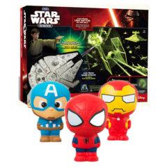 Marvel, Star Wars i Spider-man