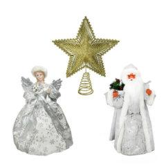 Božićni ukrasi za vrh bora