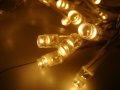 božićne lampice za bor