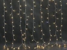 BOŽIĆNE LAMPICE LED ZAVJESA 200/1 150 CM