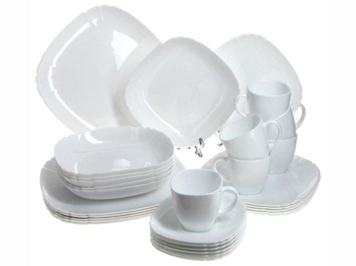 Set tanjura i šalica za kavu - 30 dijelni | Lotusia