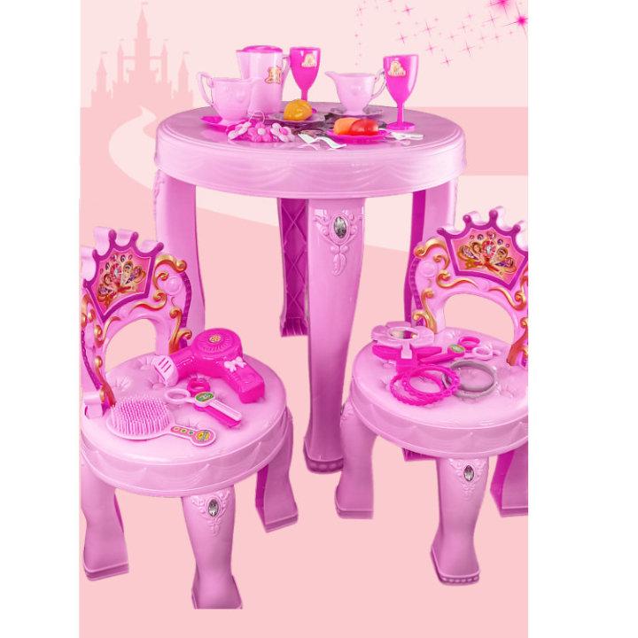 Dječji kozmetički stolić za igru