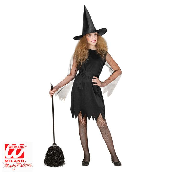 Dječji kostim vještica za masknebal