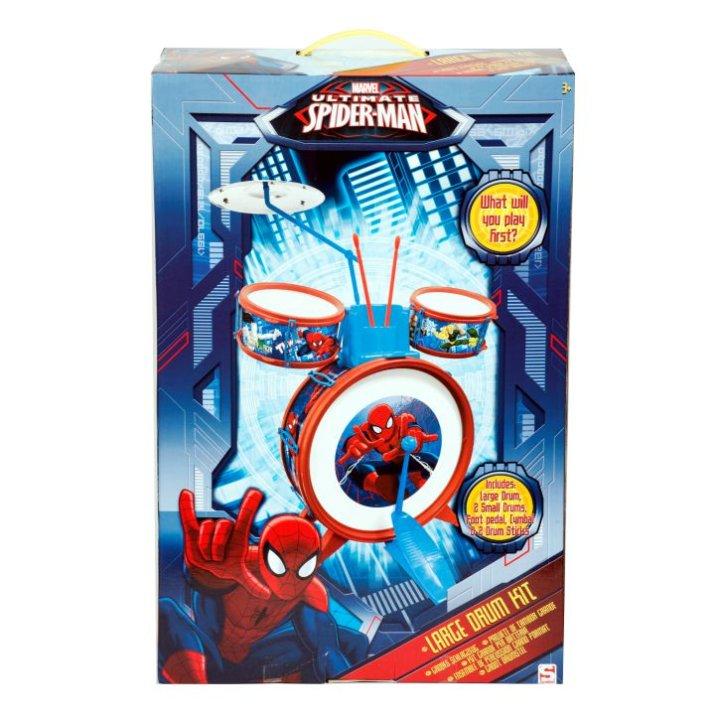 spiderman igračke bubnjevi mali
