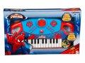 ULTIMATE SPIDERMAN PIANO NA BATERIJE - KUTIJA 40x24,5x6,5 CM