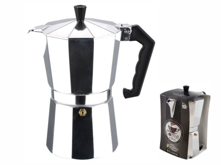 kuhalo za espreso kavu