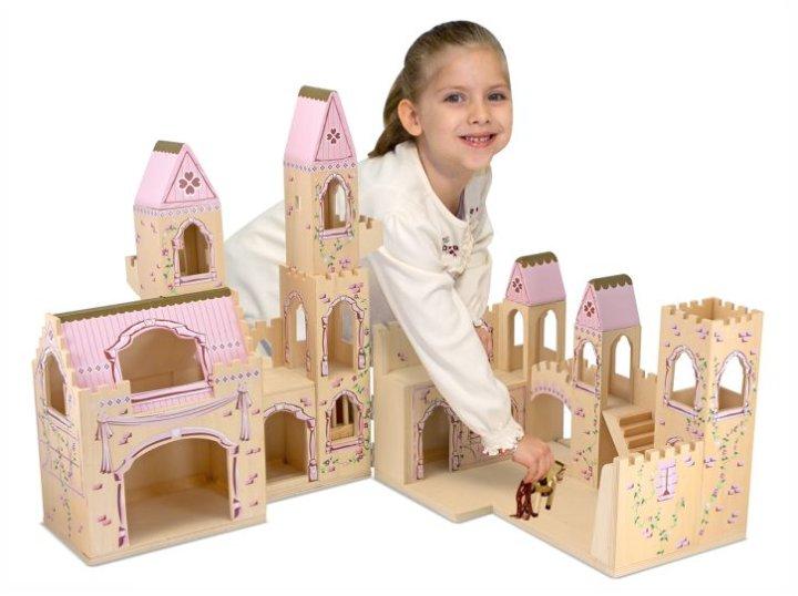 dvorac igračka