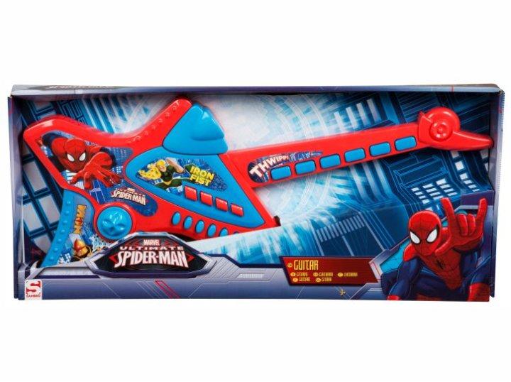 spiderman gitara