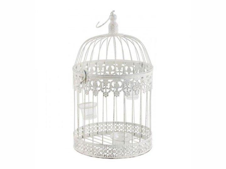 svijećnjak - kavez za ptice