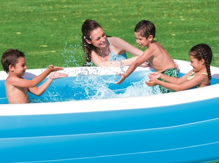 Dječji bazen na napuhavanje Deluxe
