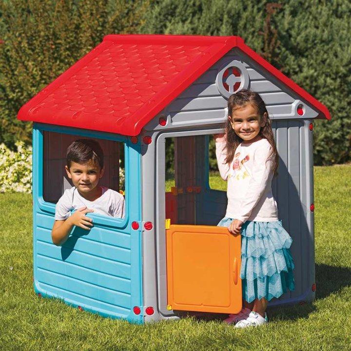 Plastična dječja kućica za igru