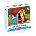 KUĆICA ZA IGRU - MY FIRST HOUSE 132x104x104 CM