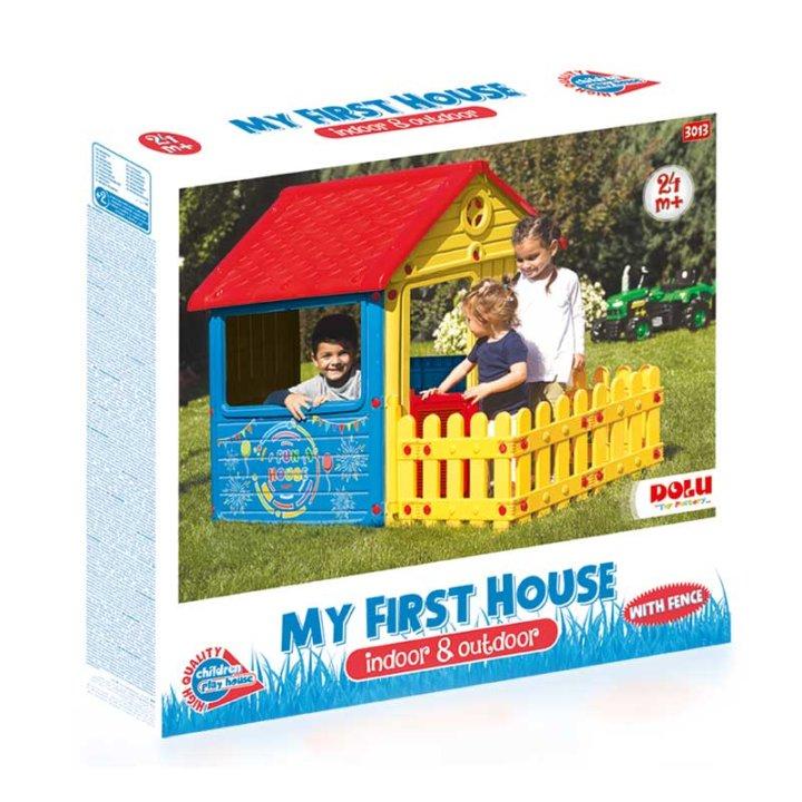 kućica dječja plastična