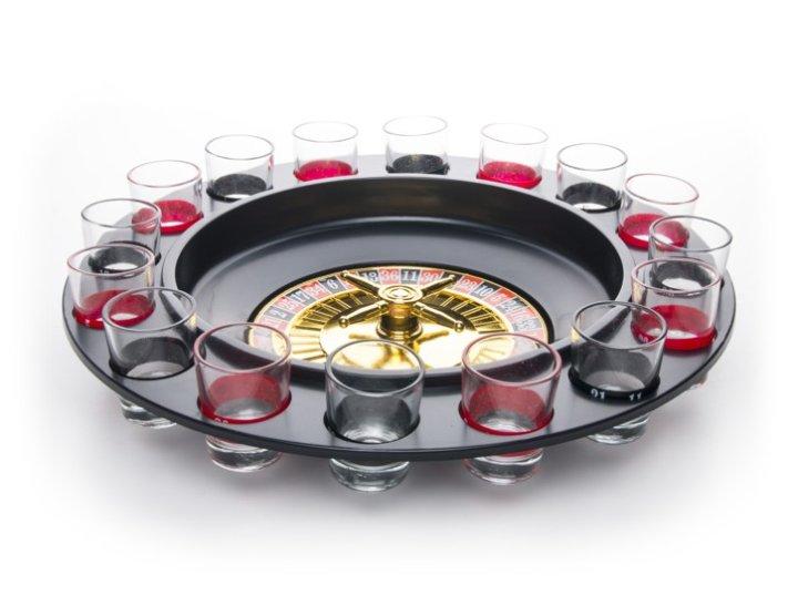 Personalizirani pokloni - rulet s čašicama za ispijanje