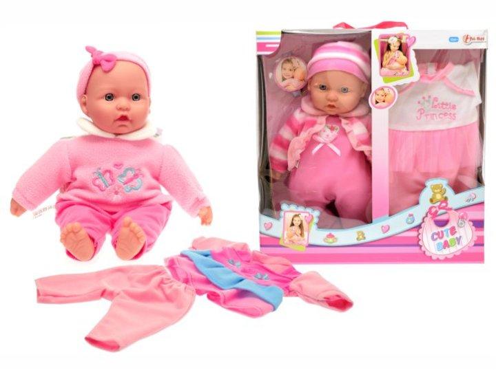 dječje lutke interaktivne s odjećom