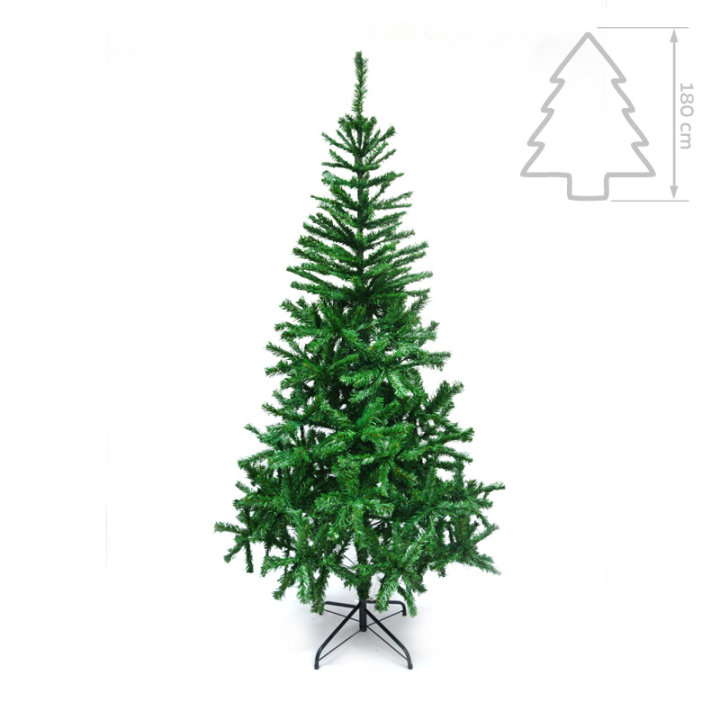 zeleno drvce umjetno