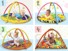 PODLOGA ZA BEBE - BABY GYM SORT