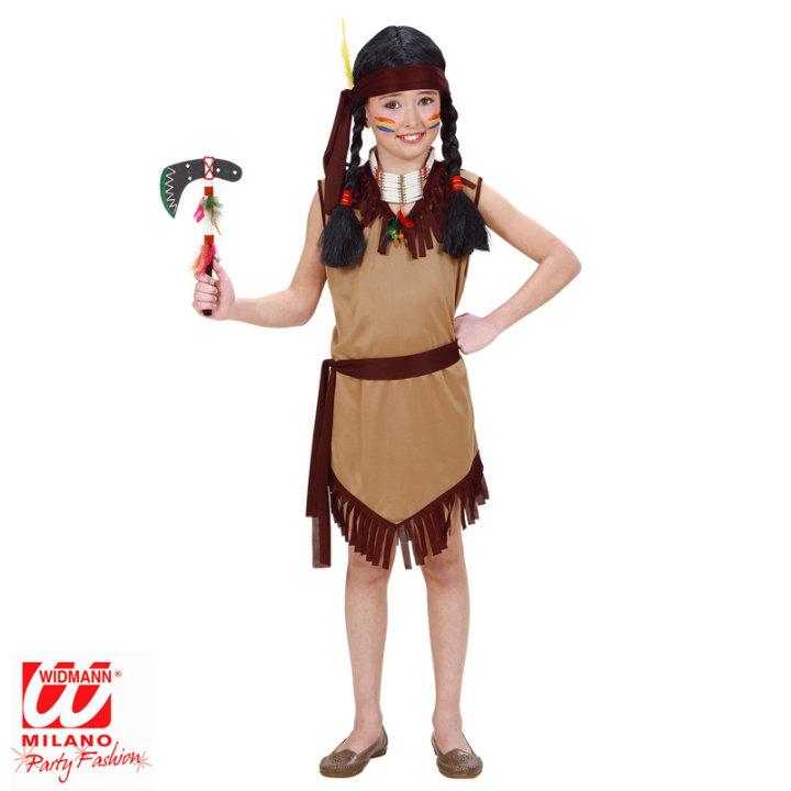 Dječji kostim za curice indijanka