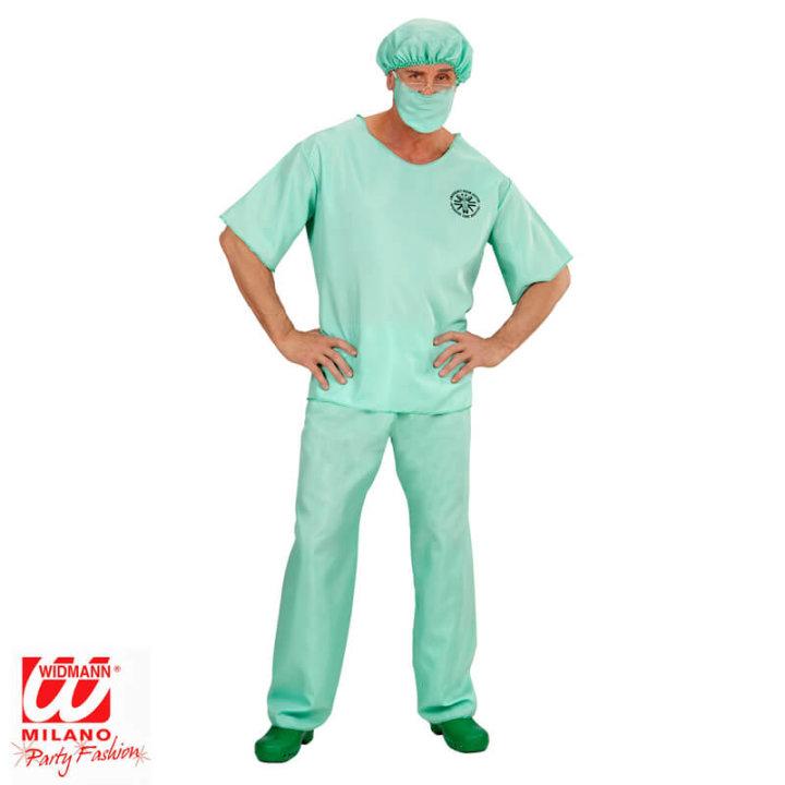 Kostim kirurg za maškare