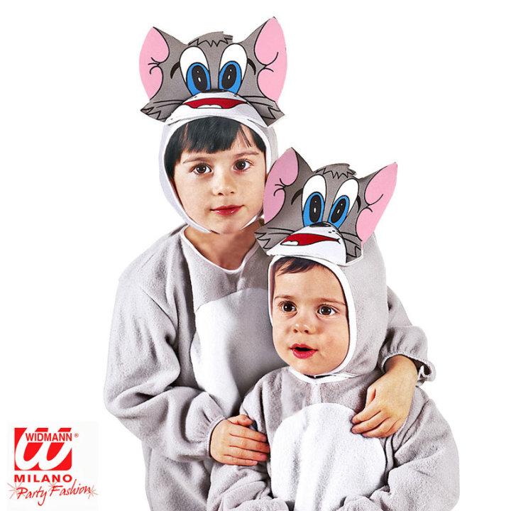 Dječji kostim za maškare mačića s kapom