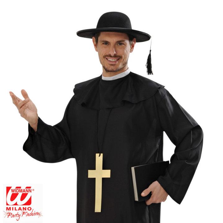 Kostim za maškare svečenik