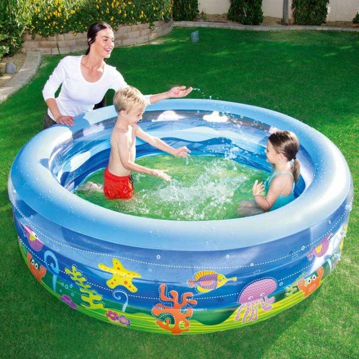 Uradi sam veliki bazen