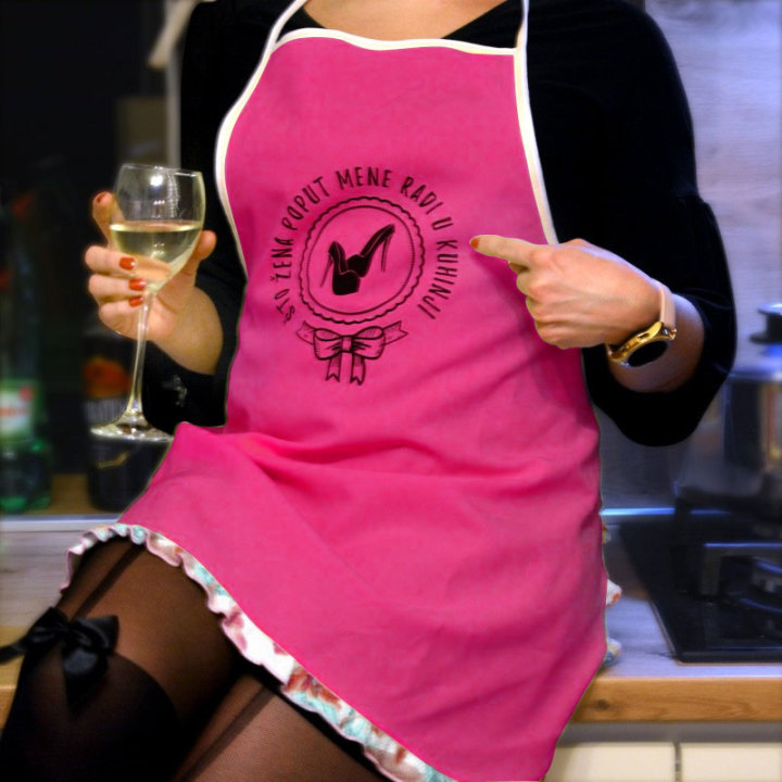Što žena poput mene radi u kuhinji
