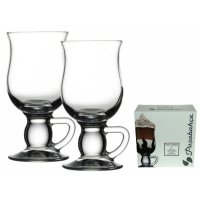 ŠALICE STAKLENE NA STALKU IRISH COFFEE 2/1  27 CL