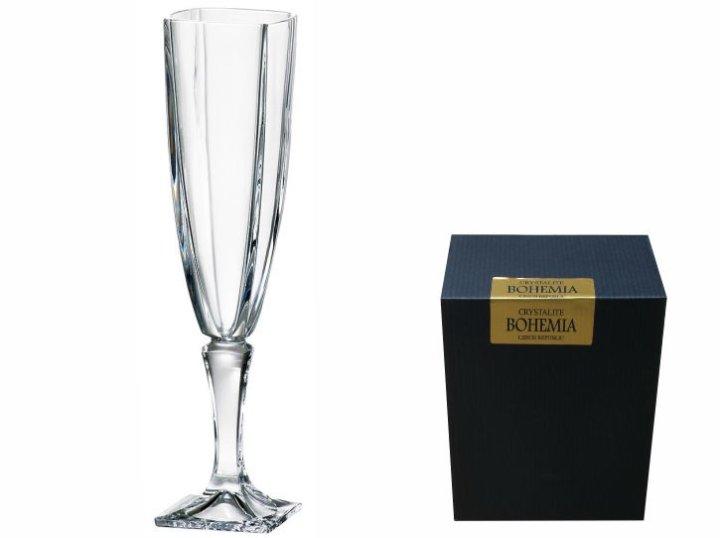 čaše od kristalina šampanjac
