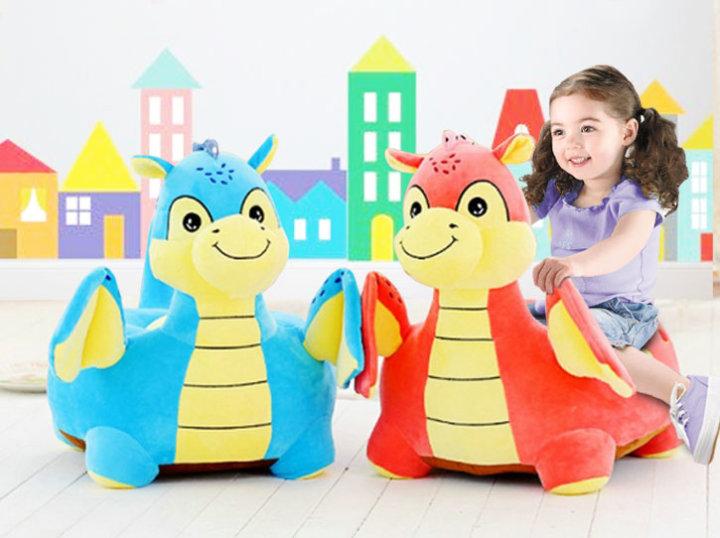 Dječja fotelja Zmaj 40x60 cm
