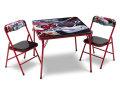 Dječji stolić i stolice Cars