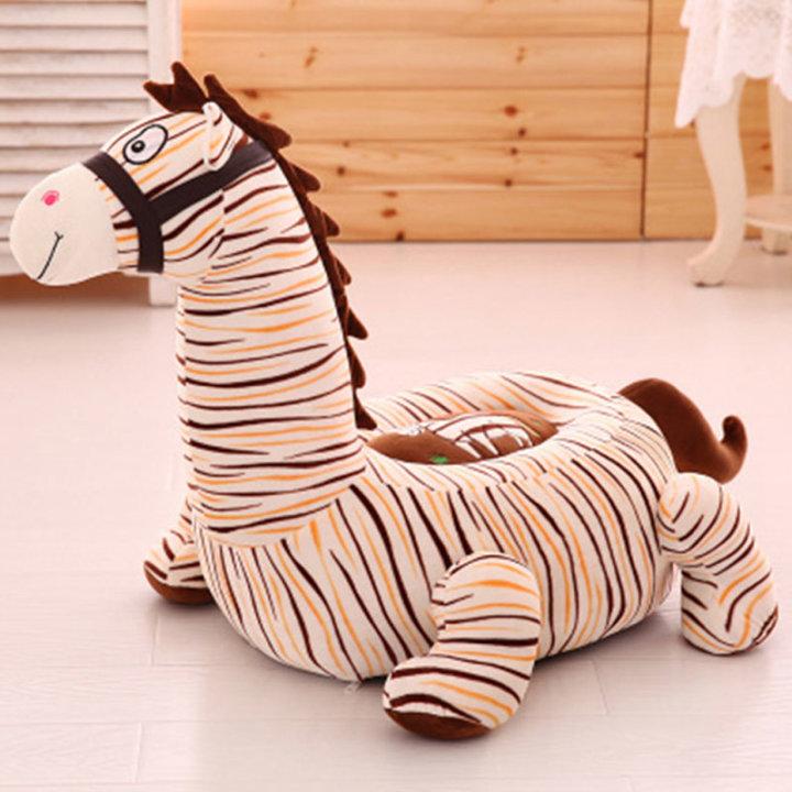 Fotelja za bebe zebra