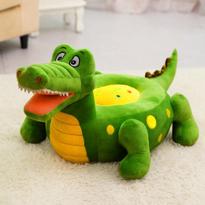 Dječja fotelja krokodil
