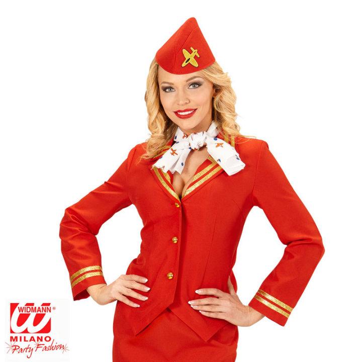 kostim stjuardesa za maškare