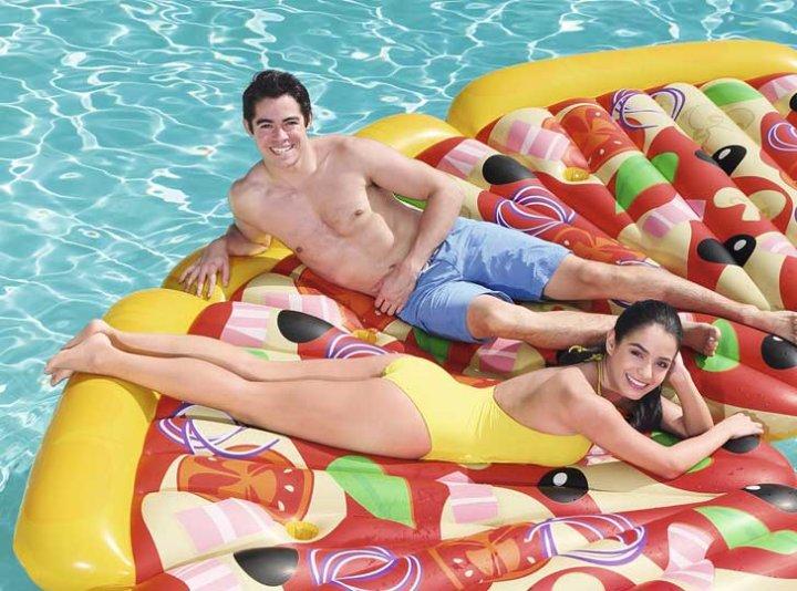 Madraci za more pica