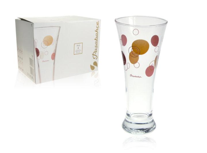 Dekorirane čaše Pub 6 dijelne