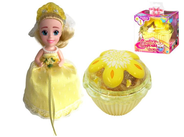 Wedding Cupcake Surprise Carolyn