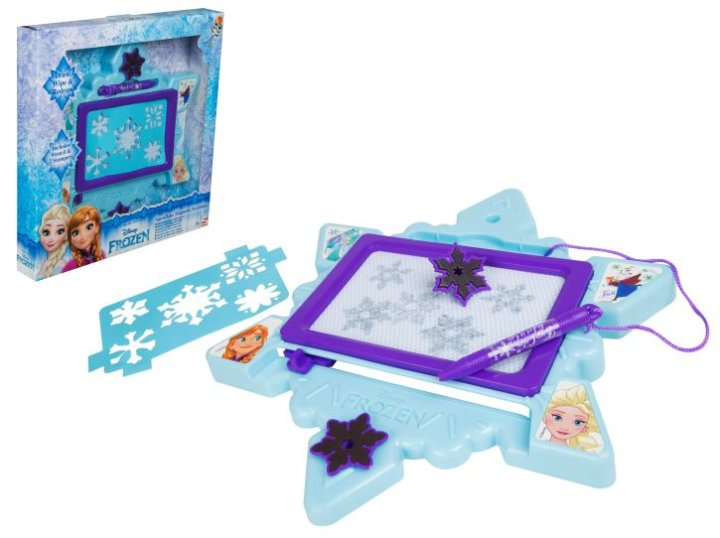 piši-briši ploča Frozen