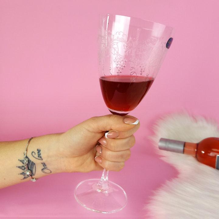 Čaše kristalin Elisabeth vino 6/1 350 ml