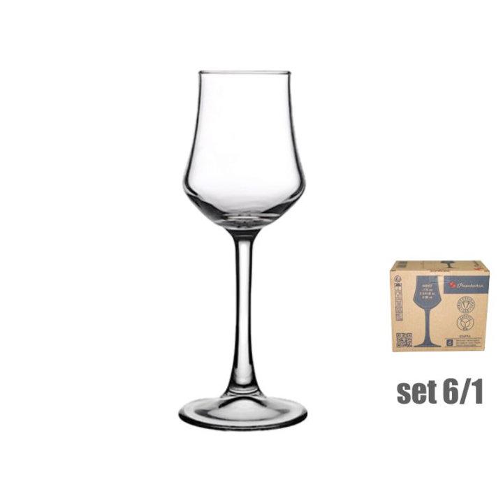 Čašice Grappa za žestoko 6/1 115 CC