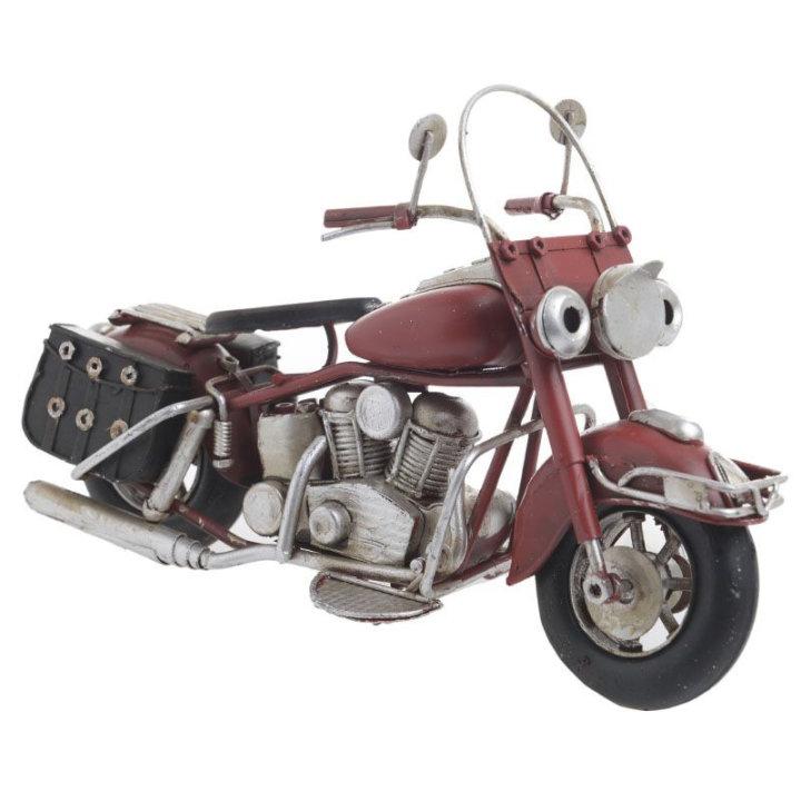Dekoracija motor, Harley Davidson - 19x7x12 cm