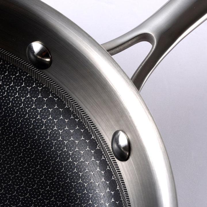 Tava za kuhanje Masterpro 24x4,7 cm Inox
