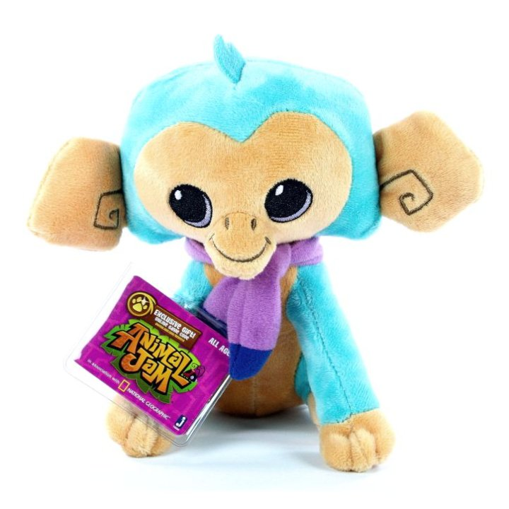 Animal Jam majmun plišani u boji 17 cm