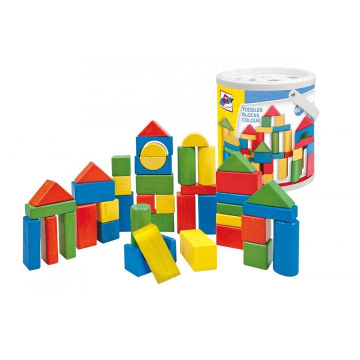 Drvene igračke - kocke