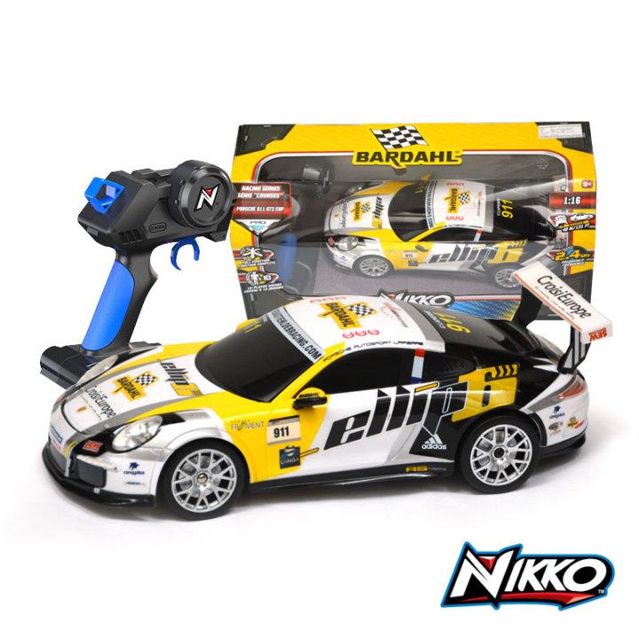 Autić Nikko Porshe 911 na daljinsko upravljanje 31 cm
