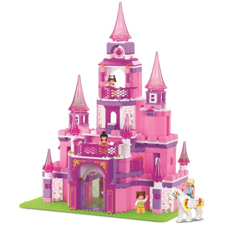 Kocke Dvorac Girl's Dream, 472 dijelne