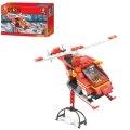 Kocke za slaganje | Vatrogasni helikopter, 155 dijelne
