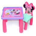Minnie mouse stolić 43x39,5 cm sa stolicom